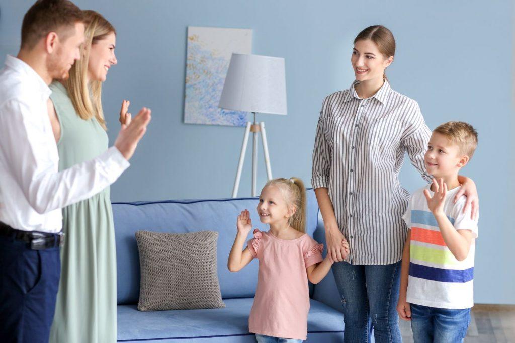 Faites garder les enfants au domicile de la nounou à Lyon