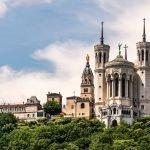 La Basilique Notre-Dame de Fourvière à Lyon