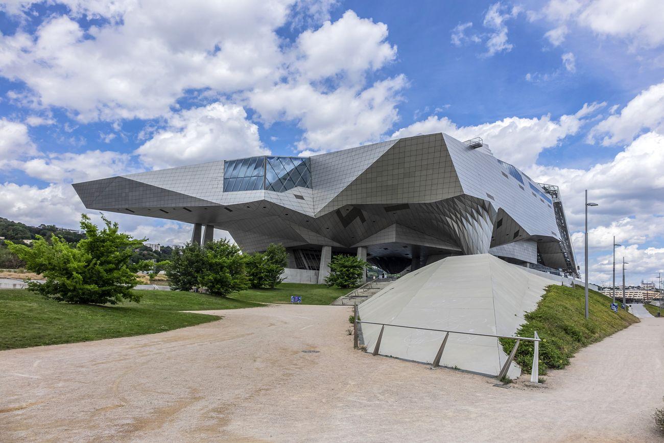 L'histoire du musée des Confluences