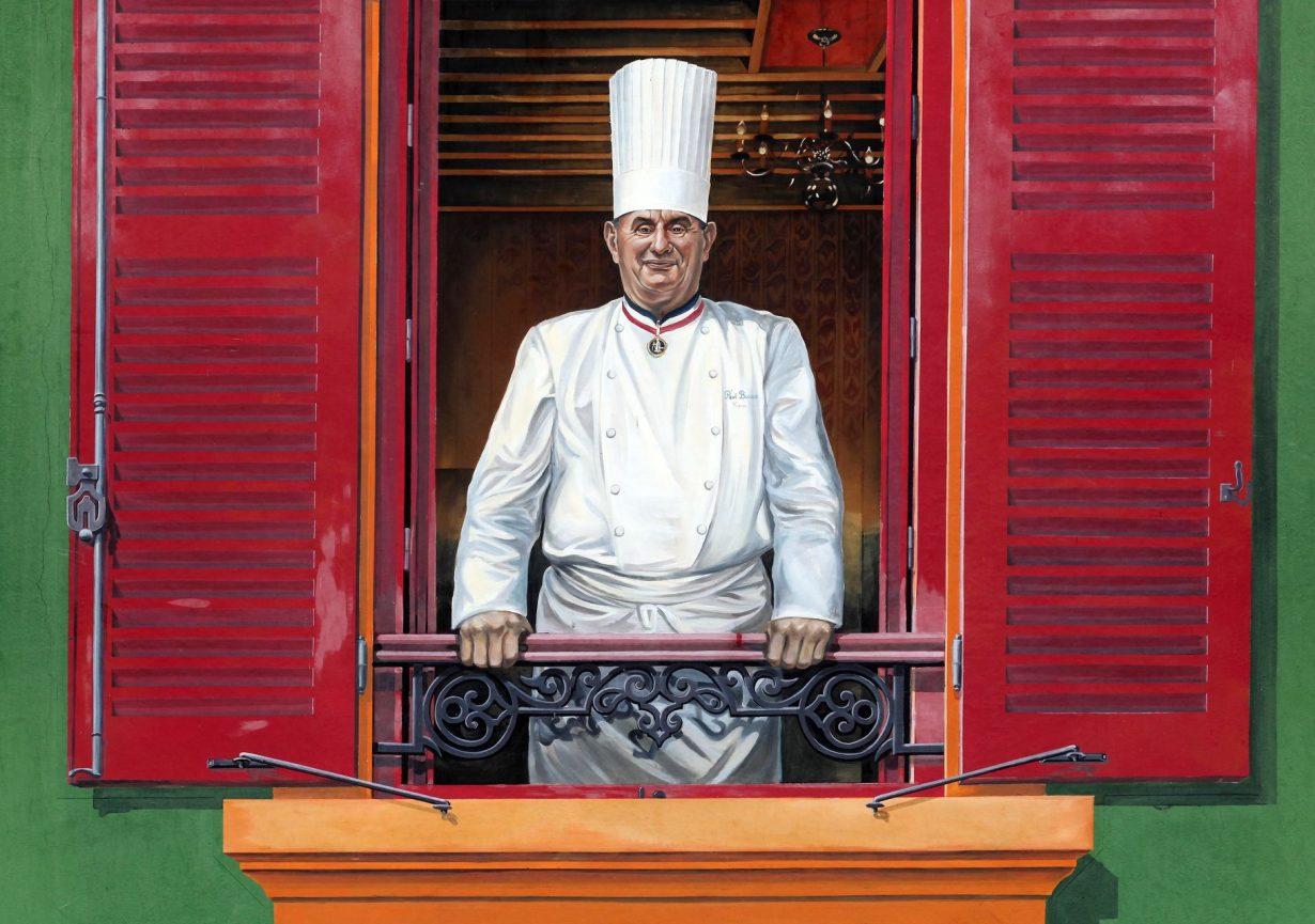 Paul Bocuse, le chef lyonnais au service de la gastronomie française