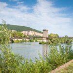 Les bords de Saône à Lyon, un endroit atypique pour se détendre près de Lyon