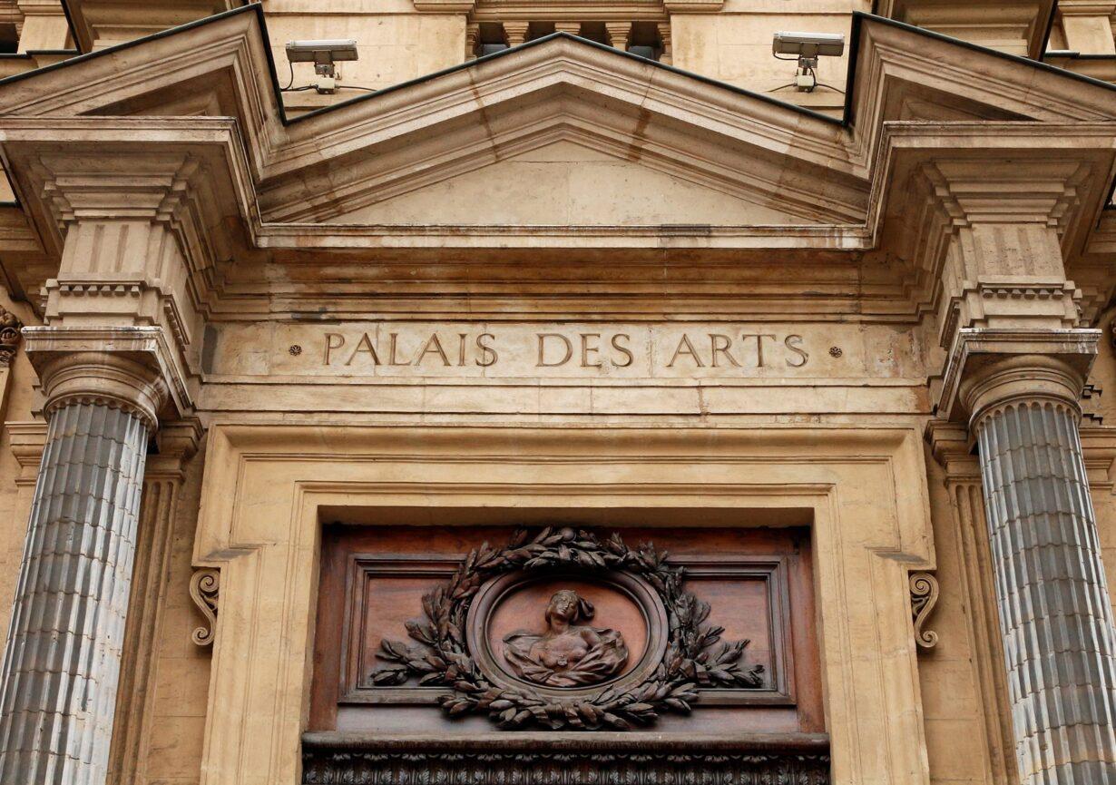 Le Musée des Beaux-Arts de Lyon, le deuxième musée plus important de France