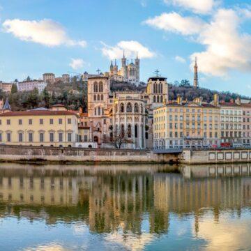 Notre Dame de Fourvière à Lyon